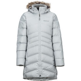 Marmot Montreal Abrigo Mujer, blanco